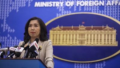 Việt Nam gửi lời chia buồn sâu sắc đến người dân Liban sau vụ nổ