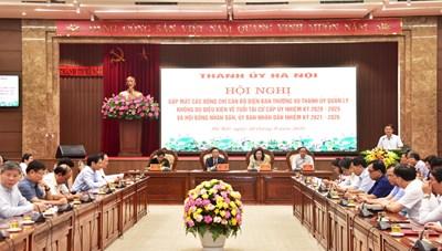 Hà Nội: Nhiều cán bộ không đủ điều kiện tái cử tự nguyện nghỉ hưu sớm