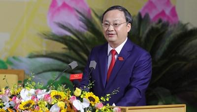 Ông Đỗ Tiến Sỹ tái đắc cử Bí thư Tỉnh ủy Hưng Yên khóa XIX