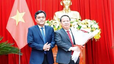 Gia Lai có tân Chủ tịch HĐND tỉnh