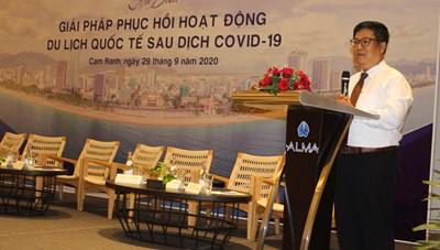 Một số giải pháp và kích cầu du lịch ở Khánh Hòa sau dịch Covid – 19