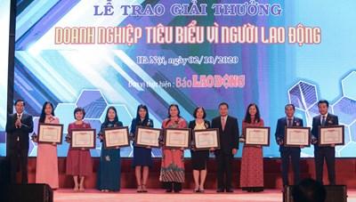 Yến sào Khánh Hòa vào Top 50 DN tiêu biểu vì người lao động