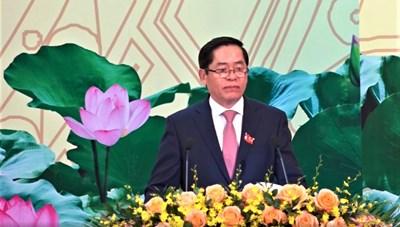 Ông Phạm Viết Thanh trúng cử Bí thư Tỉnh ủy Bà Rịa - Vũng Tàu