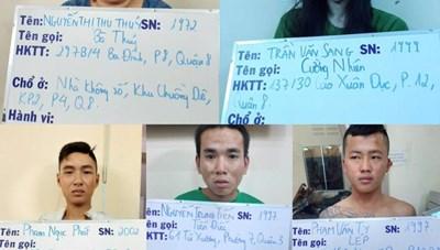 TP HCM triệt phá 190 băng nhóm tội phạm hình sự trong ba tháng