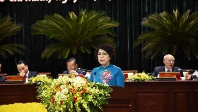 Đại hội Đảng bộ TP HCM thảo luận về đề án TP Thủ Đức