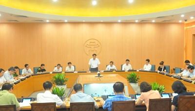 Hà Nội: Thành lập điểm thi tại khu cách ly tập trung