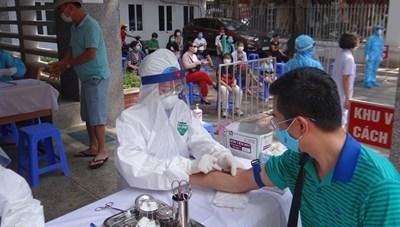 Nhân viên y tế ở Bệnh viện Đa khoa Hải Dương có nguy cơ lây nhiễm