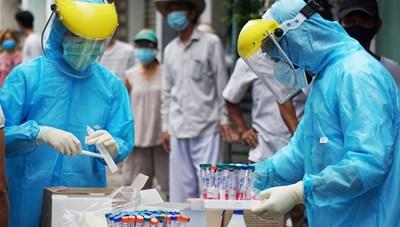 Hà Nội: Thêm 1 ca dương tính với SARS-CoV-2 ở Hoàn Kiếm