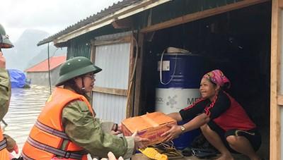 Ban Cứu trợ Trung ương phân bổ 20 tỷ đồng hỗ trợ 5 tỉnh miền Trung