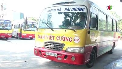 Hải Dương: Cách ly 7 lái xe, phụ xe buýt số 02 chở bệnh nhân Covid-19