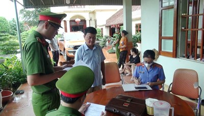 Thanh Hóa: Khởi tố Nguyên chủ tịch xã chiếm đoạt 3.000m2 đất công