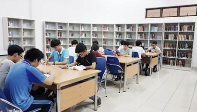 Đẩy mạnh hoạt động trong lĩnh vực thư viện