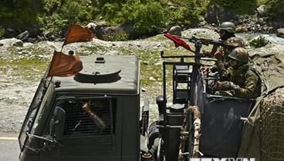 Ấn Độ và Trung Quốc lại cáo buộc nhau vi phạm đường biên giới chung