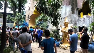 Tro cốt mất danh tính tại chùa Kỳ Quang 2: Mời nhà ngoại cảm xác định?