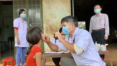 Thêm một ca mắc bệnh bạch hầu tại Đắk Lắk