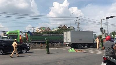 Đồng Nai: Truy tìm xe ô tô cán chết cụ bà trên Quốc lộ 51