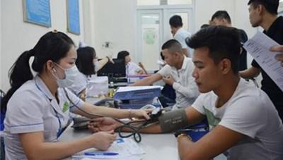 Từ ngày 15/9, người lao động được hỗ trợ kinh phí chữa bệnh nghề nghiệp