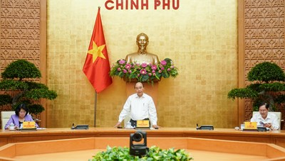Thủ tướng chủ trì cuộc họp xét tặng danh hiệu Anh hùng Lao động
