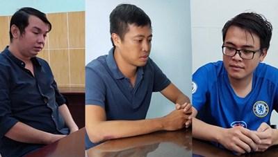 Bắt tạm giam 3 đối tượng tổ chức, môi giới cho người khác ở lại Việt Nam trái phép