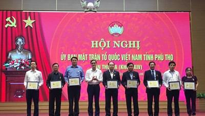 UBTƯ MTTQ Việt Nam tặng thưởng 43.792 Kỷ niệm chương 'Vì sự nghiệp Đại đoàn kết dân tộc'