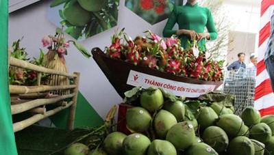 Xuất lô trái cây đầu tiên sang châu Âu theo EVFTA