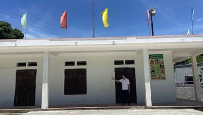 Khu dân cư nông thôn mới kiểu mẫu ở Hòa Bình