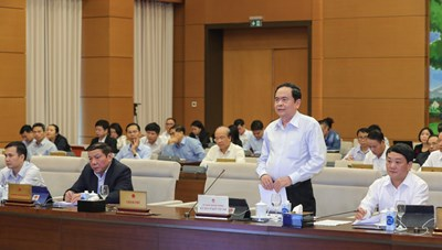 BẢN TIN MẶT TRẬN: Đoàn Chủ tịch UBTƯ MTTQ Việt Nam kiến nghị 6 vấn đề gửi tới Quốc hội