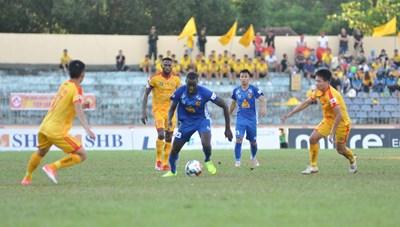 Vòng 2 V.League 2020: Hà Nội FC hành quân lên Phố Núi