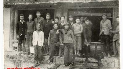 Tái hiện 95 năm báo chí cách mạng Việt Nam
