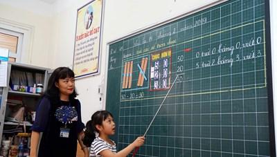 Đội ngũ giáo viên: Nâng tầm đáp ứng yêu cầu mới