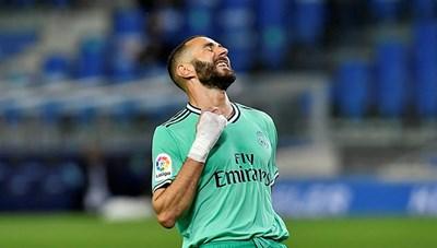 Hạ Sociedad, Real Madrid soán ngôi đầu bảng của Barcelona