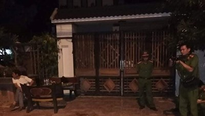 Quảng Ngãi: Bắt được nghi phạm đâm chết người bỏ trốn