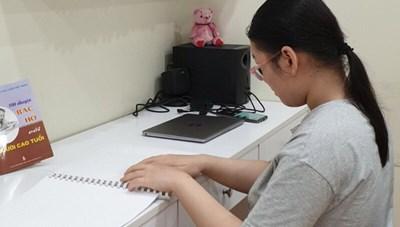 Ý nghĩa cuộc thi đọc sách cho người khiếm thị