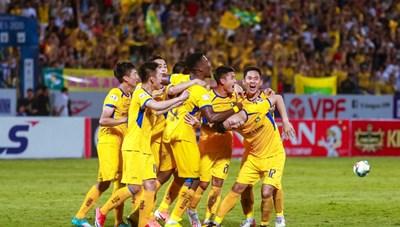 Vòng 6 V-League 2020: Cuộc chiến ở 2 đầu bảng xếp hạng