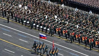 Nga: Duyệt binh kỷ niệm 75 năm Ngày Chiến thắng phát xít