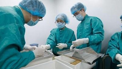 Vaccine phòng Covid-19 made in Việt Nam vượt tiến độ