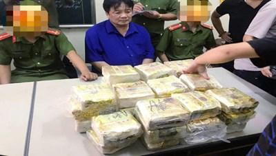 Nghệ An: Hai ngày phá 3 chuyên án ma túy lớn