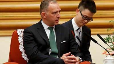 Bộ trưởng Nội các Anh tuyên bố từ chức