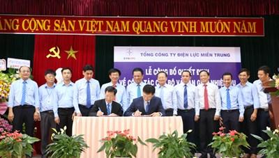 PC Quảng Nam có tân Giám đốc