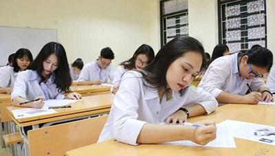 Học sinh được cấp Giấy chứng nhận hoàn thành chương trình nếu thi không đạt