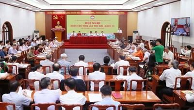 Mặt trận đề nghị Chính phủ hỗ trợ một số đối tượng gặp khó khăn khác
