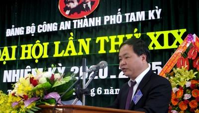 Quảng Nam: Tam Kỳ chú trọng công tác xây dựng và chỉnh đốn Đảng