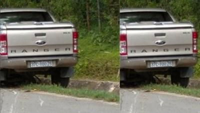 Công an xác nhận tài xế xe tông chết phụ nữ là Trưởng phòng TNMT huyện