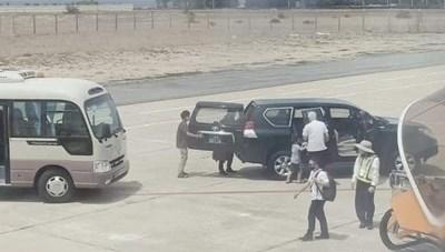 Vụ xe biển xanh vào sân bay Tuy Hòa: Ông Lương Minh Sơn đề nghị công an vào cuộc