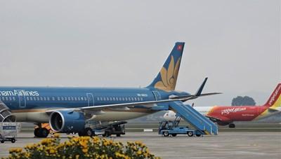 Rà soát công tác điều phối slot tại 2 sân bay Nội Bài và Tân Sơn Nhất