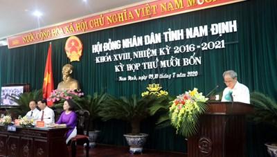 Nam Định: Đời sống của nhiều người lao động vẫn rất khó khăn