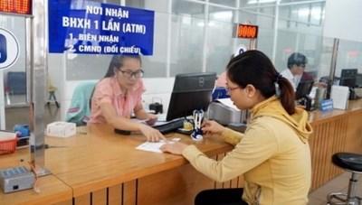 Gia tăng số người đăng ký hưởng bảo hiểm xã hội một lần