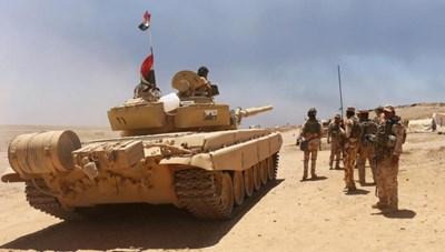 Iraq phối hợp với người Kurd mở chiến dịch chống IS