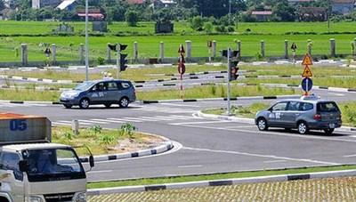 Kiểm tra trung tâm đào tạo lái xe, đăng kiểm trên toàn quốc