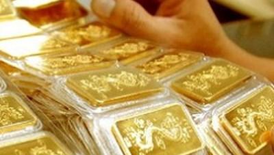 Giá vàng quay đầu giảm nhẹ